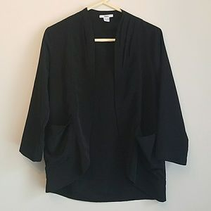 Open front cover (blazer)